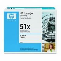 Toner HP Q7551XD (51X) DualPack černý pro HP LJ 3005/3035 (2x 13.000str.) orig