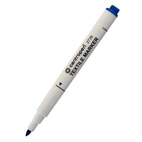Značkovač Centropen 2739 TEXTIL modrý