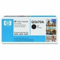 Toner HP Q2670A (308A) černý pro HP LJ 3500/3550/3700 (6000str. orig
