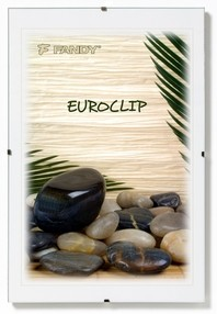 Rámeček Euroklip sklo 21x29,7 cm (A4)