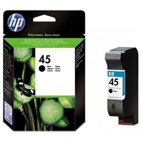 Cartridge HP 51645A černá č.45 (42ml) orig.