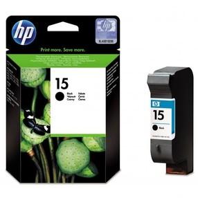 Cartridge HP C6615DE černá č.15 (25ml) orig.