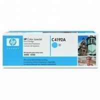 Toner HP C4192A cyan pro HP CLJ 4500/4550 (6000str.) orig