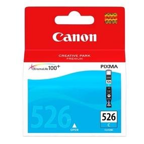 Cartridge Canon CLI-526C modrá (9ml) orig.