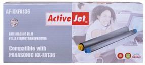 Role  KX-FA136A (2ks)  ActiveJet pro Panasonic KX-F1015 /101/131 AF-KXFA136
