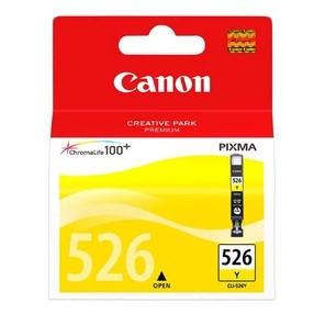 Cartridge Canon CLI-526Y žlutá (9ml) orig.
