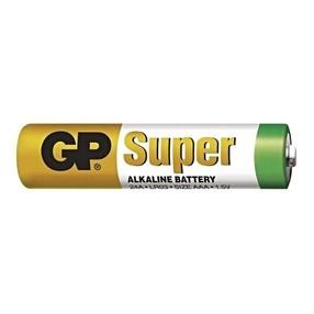 Baterie  AAA LR03 1,5V alkalická (mikrotužková)