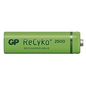 Baterie  AA R6 1,2V 2500mAh NiMh nabíjecí