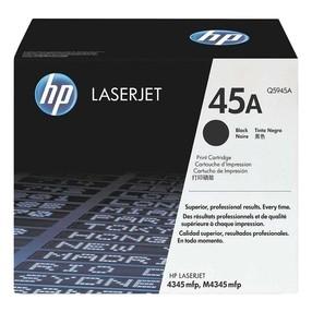 Toner HP Q5945A (45A) pro HP LJ 4345 (18.000str.) černý, orig.