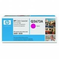Toner HP Q2673A (309A) magenta pro HP CLJ 3500/3550/3700 (4000str.) orig