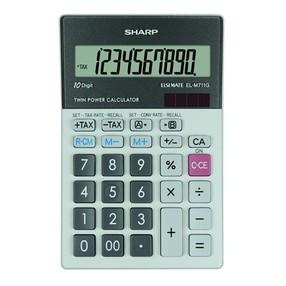 Kalkulačka stolní Sharp EL-M711GGY