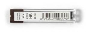 Tuhy do mikrotužky 0,5mm HB K-I-N /12