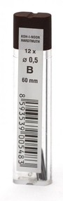 Tuhy do mikrotužky 0,5mm B K-I-N /12