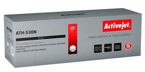 Toner HP CC530A (304A) / Canon CRG-718Bk černý (3500 str.) ActiveJet New 100% ATH-530N
