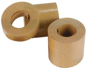 Páska papírová 50mm/25m lepicí