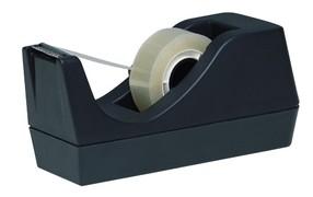 Odvíječ lepící pásky stolní, Donau, černý