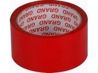 Páska lepící 48mm/50m červená