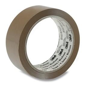 Páska lepící  48mm/66m  balící hnědá 3M