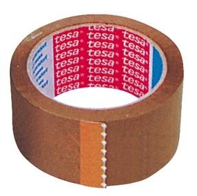 Páska lepící  48mm/66m  balící hnědá TESA
