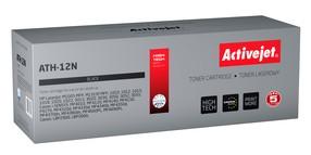 Toner HP Q2612A/FX-10/703 pro HP LJ 1010/1020/3030 (2.300 str.) ActiveJet New 100% ATH-12N