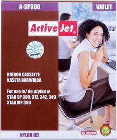 Páska pro STAR SP 300 fialová ActiveJet A-SP300