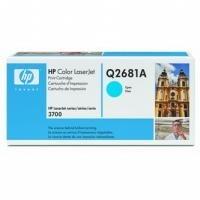 Toner HP Q2681A (311A) cyan  pro HP LJ 3700, N, DN, DTN (6000str.) orig