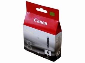 Cartridge Canon CLI-8B černá (13ml) orig.