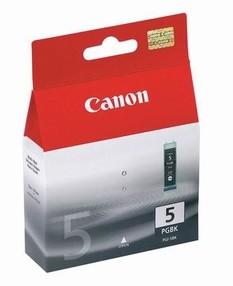 Cartridge Canon PGI-5B černá  (26ml) orig.