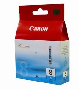 Cartridge Canon CLI-8C modrá (13ml) orig.