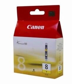 Cartridge Canon CLI-8Y žlutá (13ml) orig.