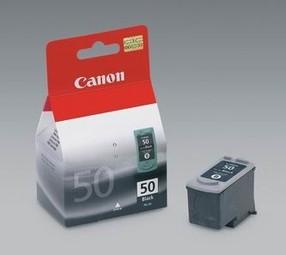 Cartridge Canon PG-50 černá  (22ml) orig.
