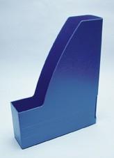 Box na časopisy Chemoplast neprůhledný modrý