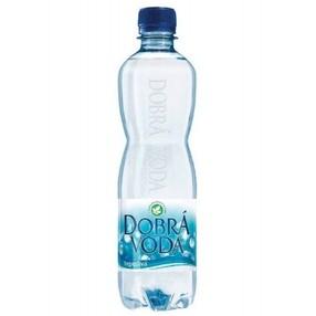 Dobrá voda 0,5 l. neperlivá (8ks)