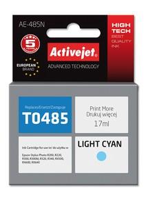 Cartridge EPSON T0485 Light Cyan (17ml) ActiveJet AE-485N