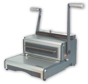 Stroj WIRE Pro S-310 na kovovou vazbu