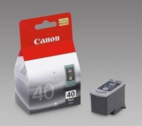 Cartridge Canon PG-40 černá  (16ml) orig.