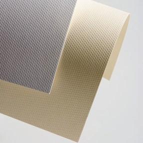 Karton ozdobný Křišťál 230 g/m2 bílá bal.20ks