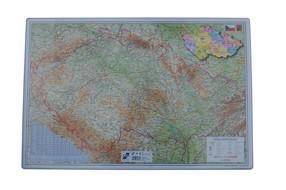 Podložka na stůl - stolní mapa ČR