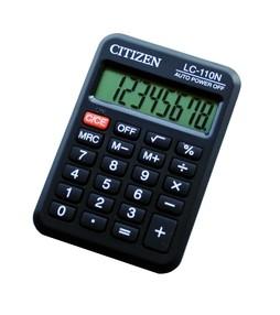 Kalkulačka Citizen LC-110N