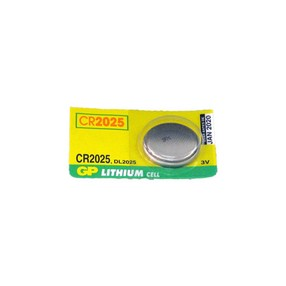 Baterie CR2025, 3V, lithium