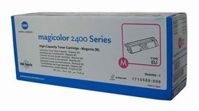 Toner Minolta MC 2400 magenta (4500 str.) orig