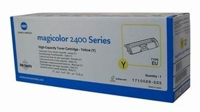 Toner Minolta MC 2400 yellow (4500 str.) orig