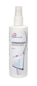 Kapalina čistící na bílé tabule - sprej 250ml (101489)