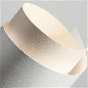 Karton ozdobný Kůra 230 g/m2 bílá bal.20ks