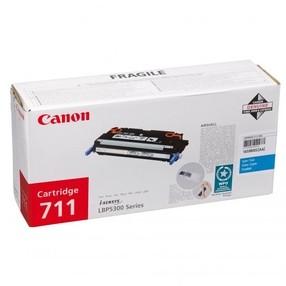 Toner Canon Cartridge 711 modrý pro MF 9220 (6.000str) orig.
