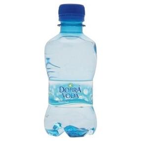 Dobrá voda 0,25 l. neperlivá (8ks)