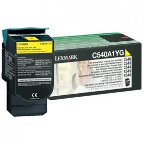 Toner Lexmark C540A1YG (1000str.) žlutý orig.