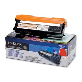 Toner Brother TN-320BK black (2500 str.) orig.