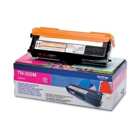 Toner Brother TN-320M magenta (1500 str.) orig.