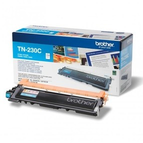 Toner Brother TN-230C cyan (1400 str.) orig.